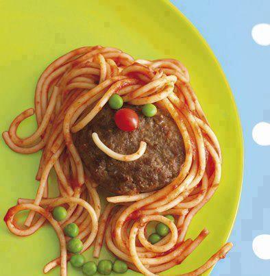 Kids dinner Joy